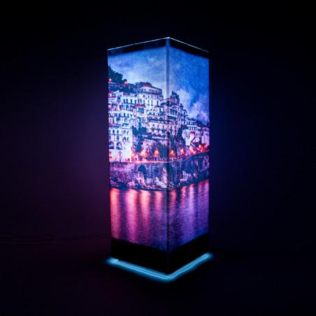 Lampada led personalizzata con foto