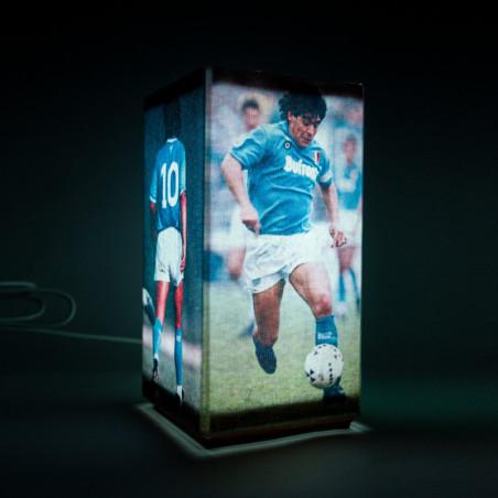 Lampada led panoramica Maradona