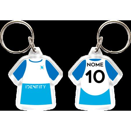Portachiavi personalizzati maglia calcio