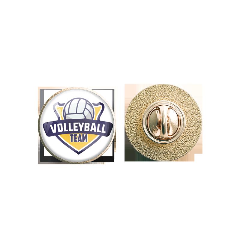 Spille personalizzate online - Pins personalizzate economiche